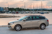 Lada Vesta SW photo